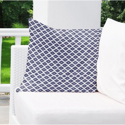 Stamm Indoor/Outdoor Throw Pillow Size: 18 x 18