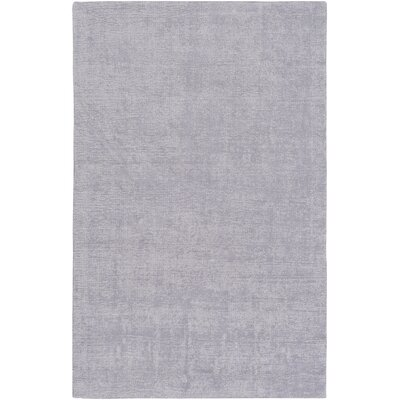 Calhoun Hand-Loomed Gray Area Rug Rug Size: Rectangle 2 x 3