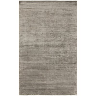 Maxim Graphite Soild Rug Rug Size: Rectangle 5 x 8