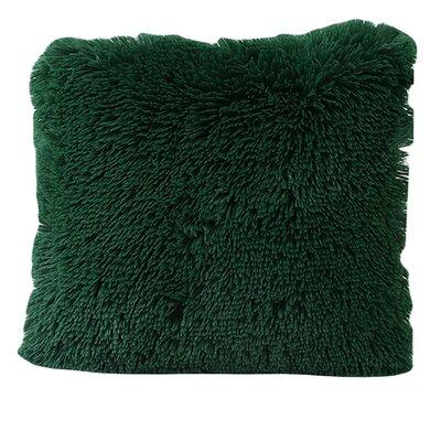 Del Rey Oaks Cotton Blend Pillow Cover Color: Dark Green