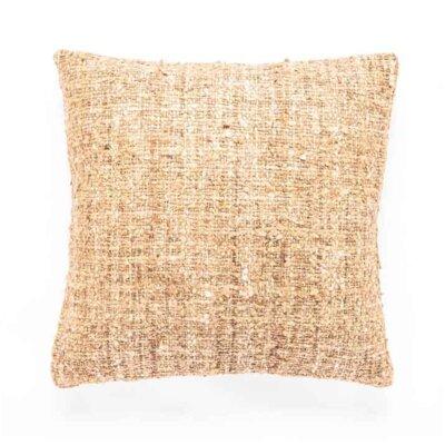 Ciara Silk Throw Pillow Fill Material: Down/Feather