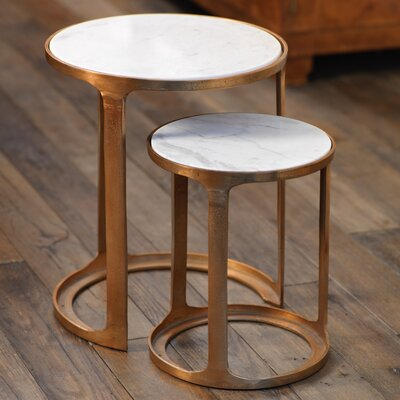 Jarnagin 2 Piece Nesting Tables