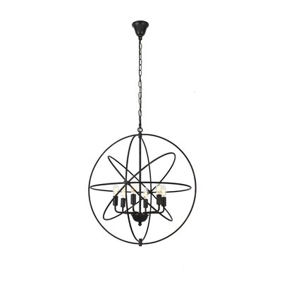 Hamby Foyer Pendant Finish: Dark Bronze