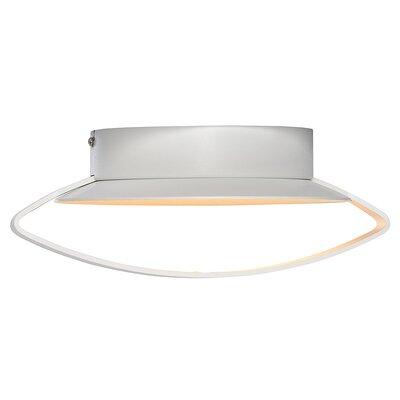 Vidaurri Modern 1-Light LED Flush Mount