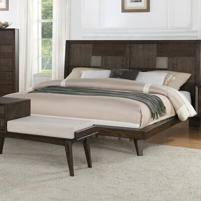 Belford Platform Bed Size: King