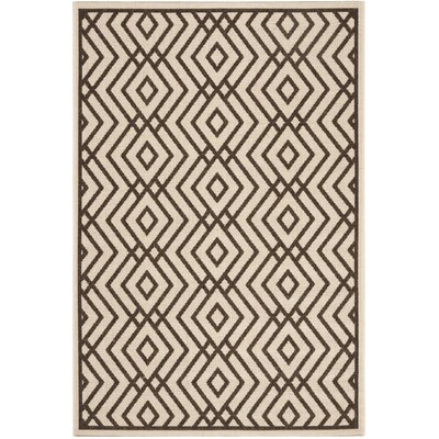 Kallias Gray/Beige Area Rug Rug Size: Runner 2 x 8