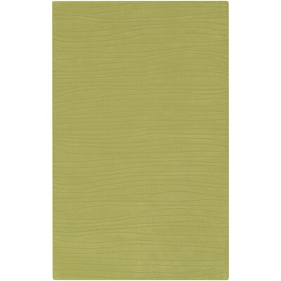 Bussey Pea Green Rug Rug Size: Rectangle 9 x 13