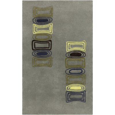 Kelch Iron Ore Rug Rug Size: Rectangle 9 x 13