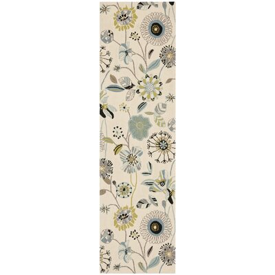 Doe Indoor/Outdoor Rug Rug Size: Runner 23 x 6