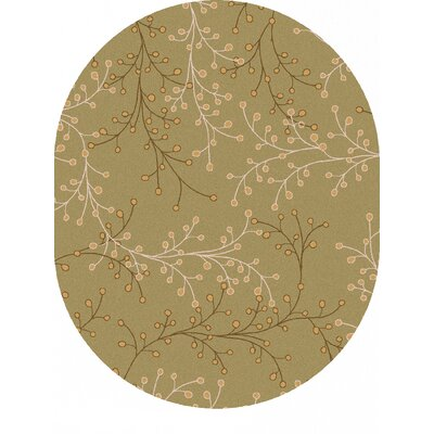 Middlebrooks Multi-Colored Area Rug Rug Size: Oval 8 x 10