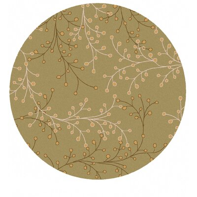 Middlebrooks Multi-Colored Area Rug Rug Size: Round 8