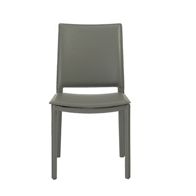 Darrin Side Chair Upholstery: Gray