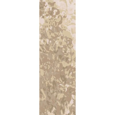 Ayanna Neutral Area Rug Rug Size: Runner 26 x 8
