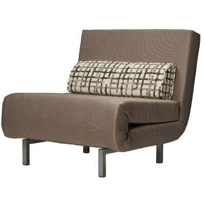 Saltford Convertible Chair Upholstery: Taupe
