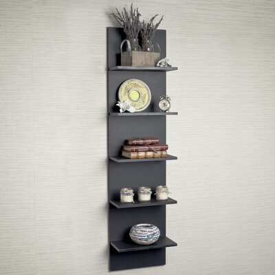 Wade Logan Molina Wide Column Wall Shelf