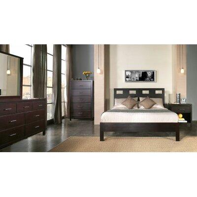 Lottie Platform Customizable Bedroom Set
