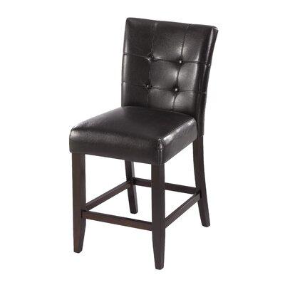 Christensen 24 Bar Stool Upholstery Red