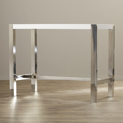 Brookhaven Dining Table Finish: White