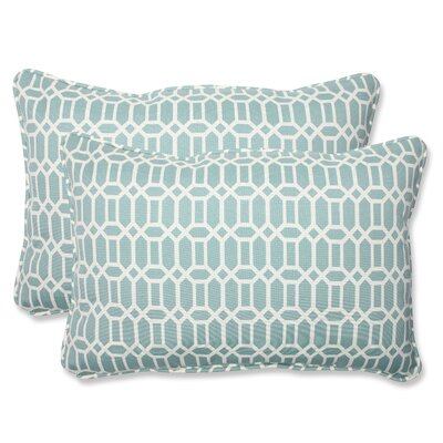 Rangeworthy Indoor/Outdoor Throw Pillow Size: 16.5