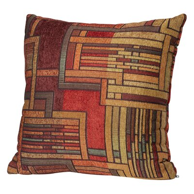 Kingsgate Throw Pillow Size: 26 x 26