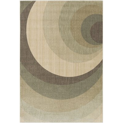Barton Beige Area Rug Rug Size: Rectangle 810 x 129