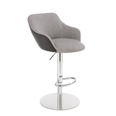 Atabae Adjustable Height Bar Stool