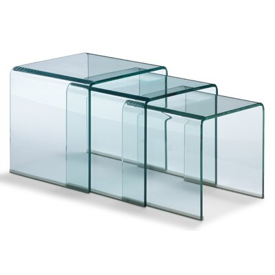 Fritz 3 Piece Nesting Tables