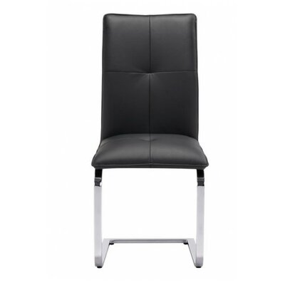 Francis Side Chair Finish: Black