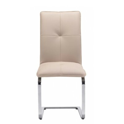 Francis Side Chair Finish: Taupe