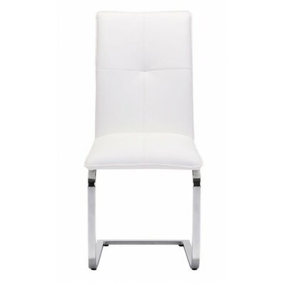 Francis Side Chair Finish: White