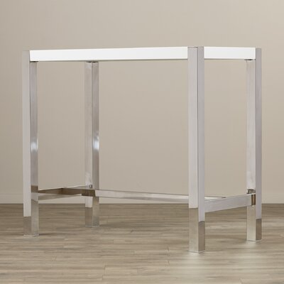 Brookhaven Dining Table Color: White