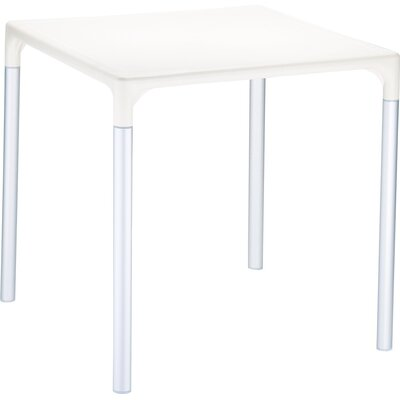 Tre Bistro Table Finish: Beige