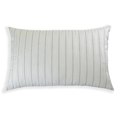Edgar Throw Pillow Color: White
