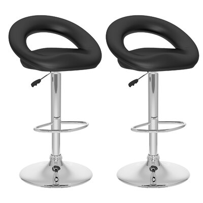 Jerald Height Swivel Bar Stool