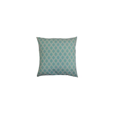 Ballenger Geometric Outdoor Throw Pillow Size: 18x18