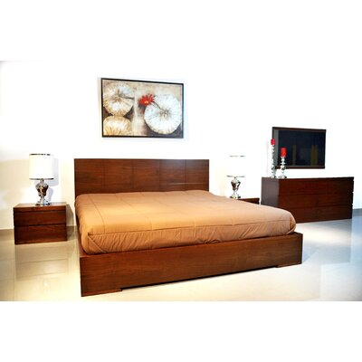 Salia Platform Customizable Bedroom Set