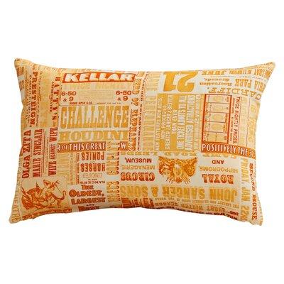 Canonsburg Lumbar Pillow Color: Poppy/Burnt Orange/Peach/Pastel Pink/Burnt Orange