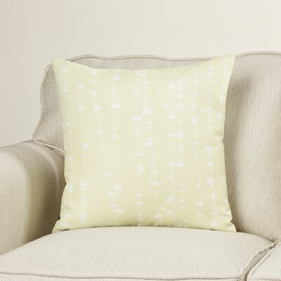 Hames Linen Throw Pillow Size: 13 x 24, Color: Dew