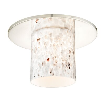 11 Glass Drum Lamp Shade