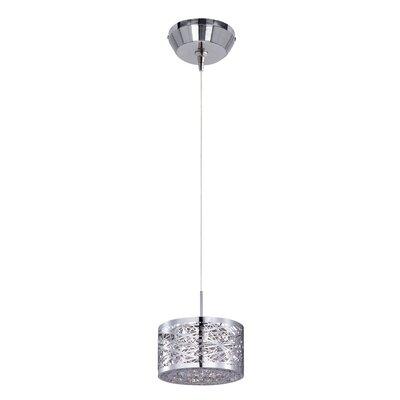 Livingston 1-Light Pendant and Canopy