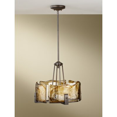 Rollo 4-Light Candle-Style Chandelier