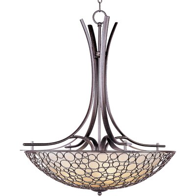 Cepeda 4-Light Inverted Bowl Pendant