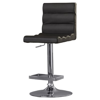 Marty Adjustable Height Swivel Bar Stool