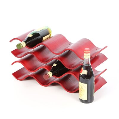 Leigh 12 Bottle Tabletop Wine Rack