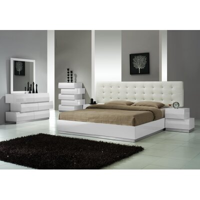 Matt Platform Configurable Bedroom Set