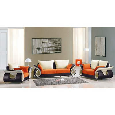 Boltz 3 Piece Sofa Set
