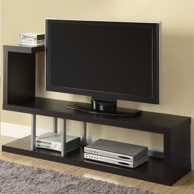 Homer 60 TV Stand Color: Cappuccino