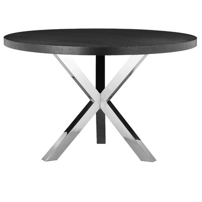 Elmore Dining Table Finish: Black