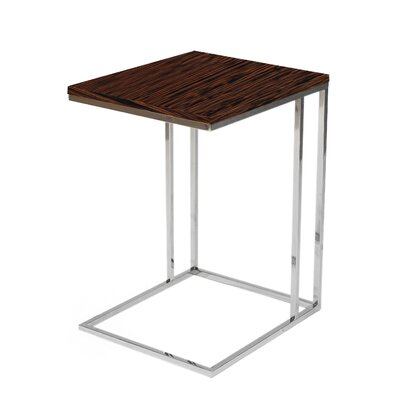 Cashin End Table Finish: Ebony