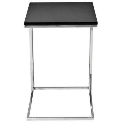 Cashin End Table Finish: Black